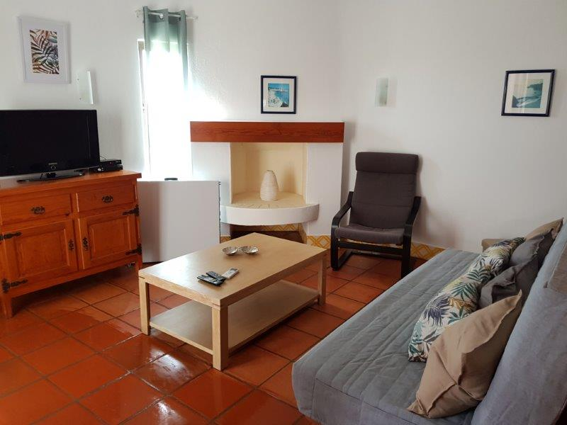 84 : 2 bedroom apartment with patio - Cabanas de Tavira